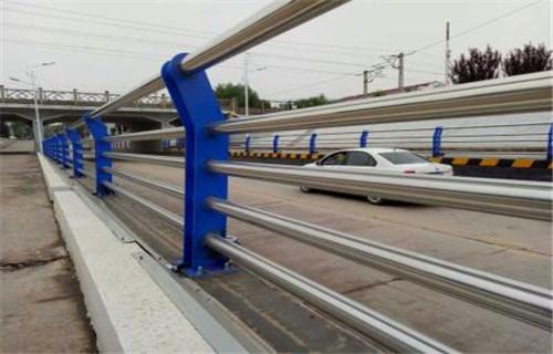 钦州201不锈钢桥梁护栏立柱产品介绍