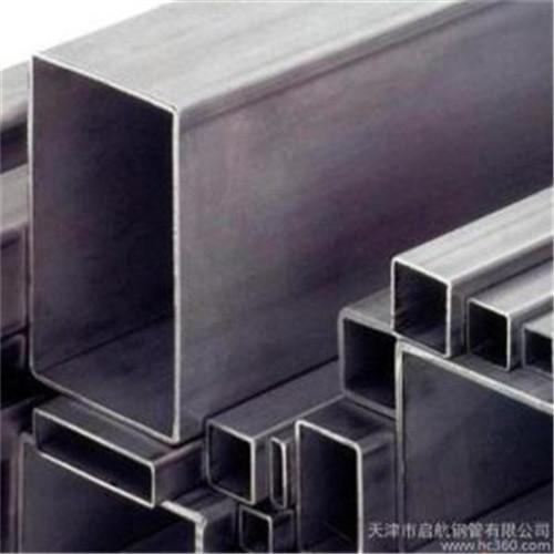 西藏鍍鋅無縫方管價格