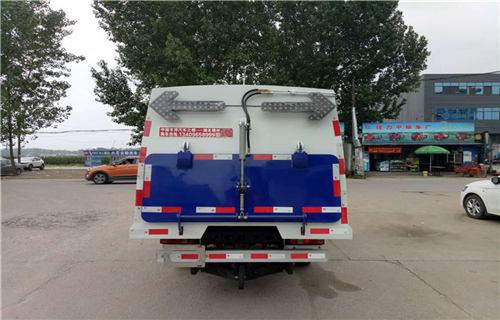 黄南环卫扫路车厂家介绍