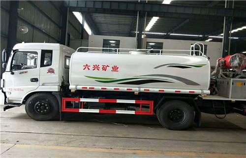 梅州10吨园林洒水车价格表