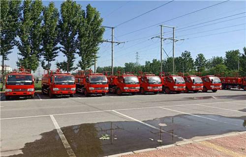 桂林10吨园林洒水车规格型号