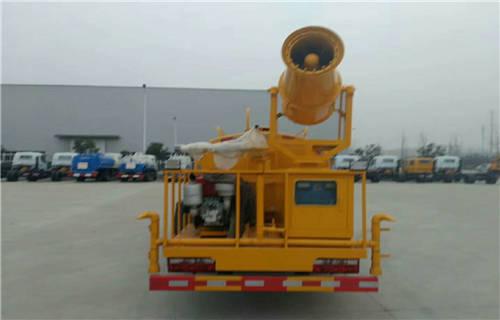 广西10吨园林洒水车出厂价格