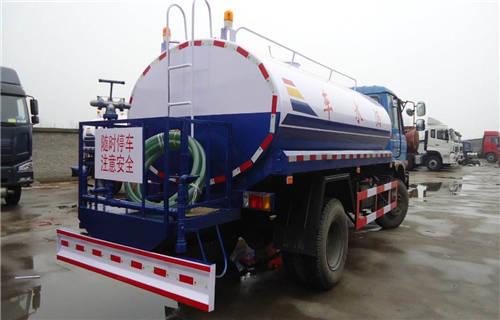 河源10吨园林洒水车规格型号