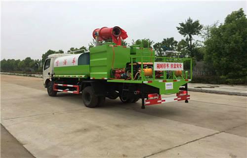潮州10吨园林洒水车批发价格