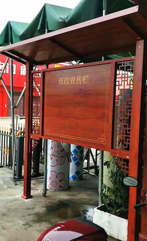 青海铝凉亭给你一份奢华的休闲生产厂家