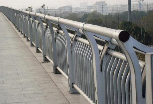 兰州不锈钢桥梁护栏来图定做