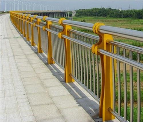 长治不锈钢桥梁栏杆每米价格