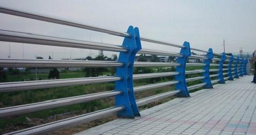 景德镇内衬不锈钢复合管护栏来图定做