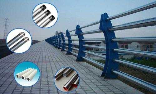 德宏不锈钢桥梁栏杆每米价格