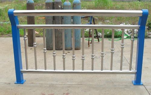 汉中不锈钢桥梁栏杆来图定做