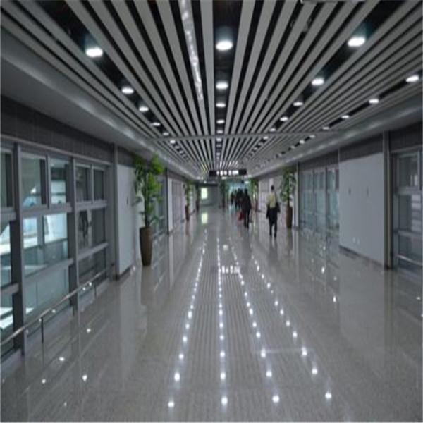 田阳办公室走廊40*60铝方通价格低_质量有保障