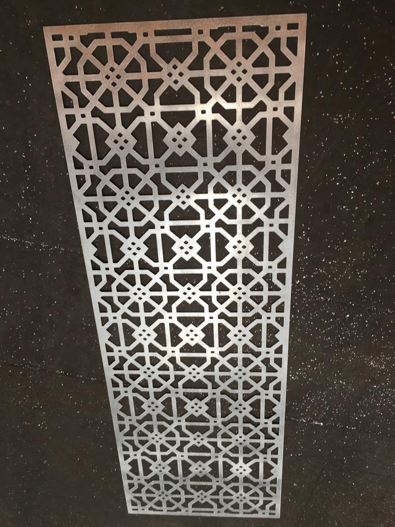 韶关别墅复古中式铝花格全国发货