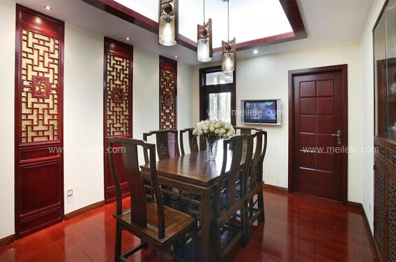 广东中国风方雕刻铝窗花木纹专业生产企业