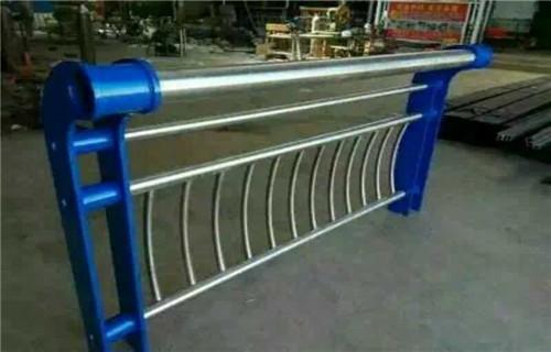 怀柔精美设计桥梁栏杆定做价格