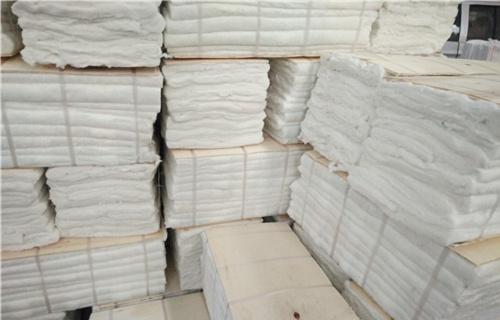 果洛硅酸铝纤维卷毡最新价格