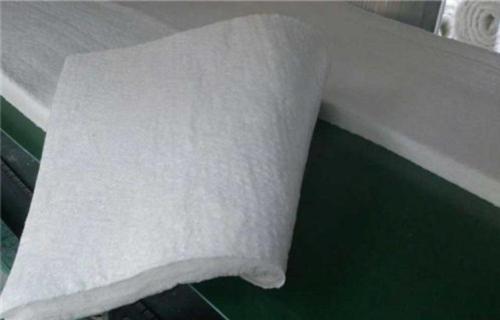 伊犁憎水型岩棉板硅酸铝针刺毯