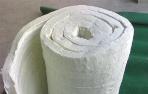 海北硅酸铝针刺毯硅酸铝陶瓷纤维板