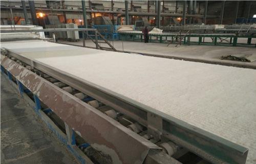 新疆硅酸铝陶瓷纤维毯价格
