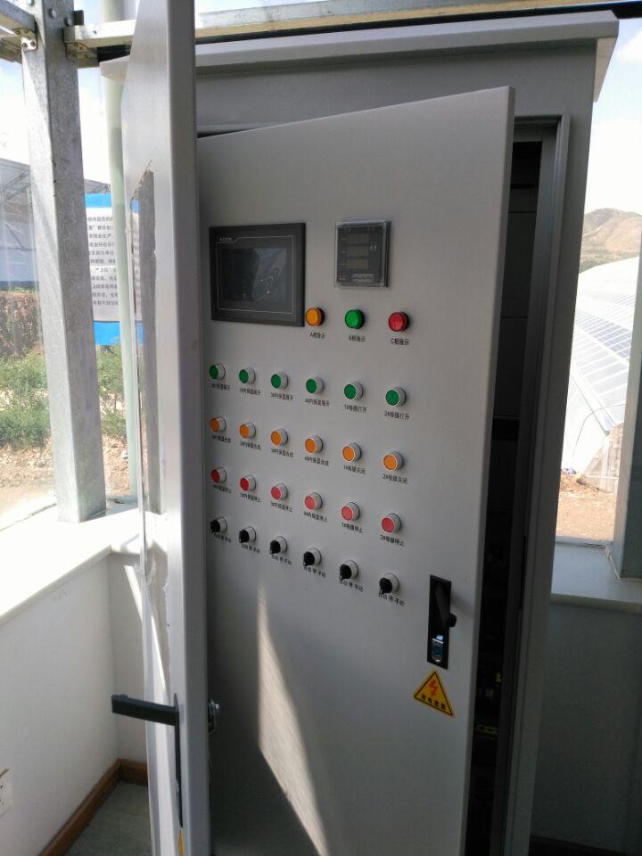朝阳PLC闸门配电箱