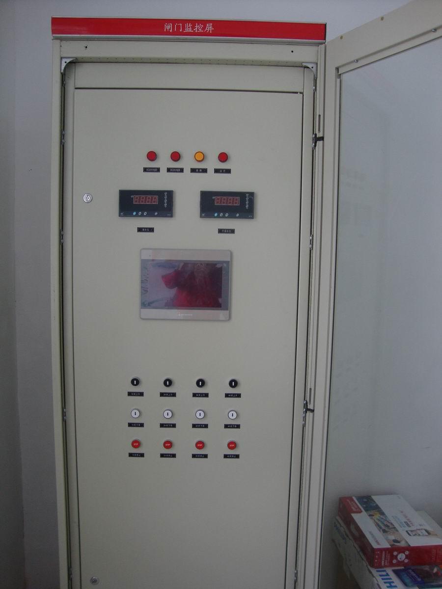 谯城污水处理PLC控制柜厂家