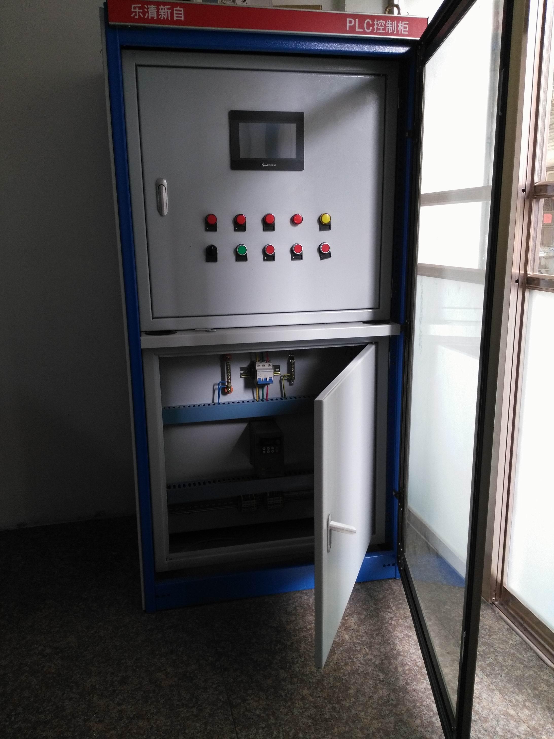 平原PLC闸门电控柜维修