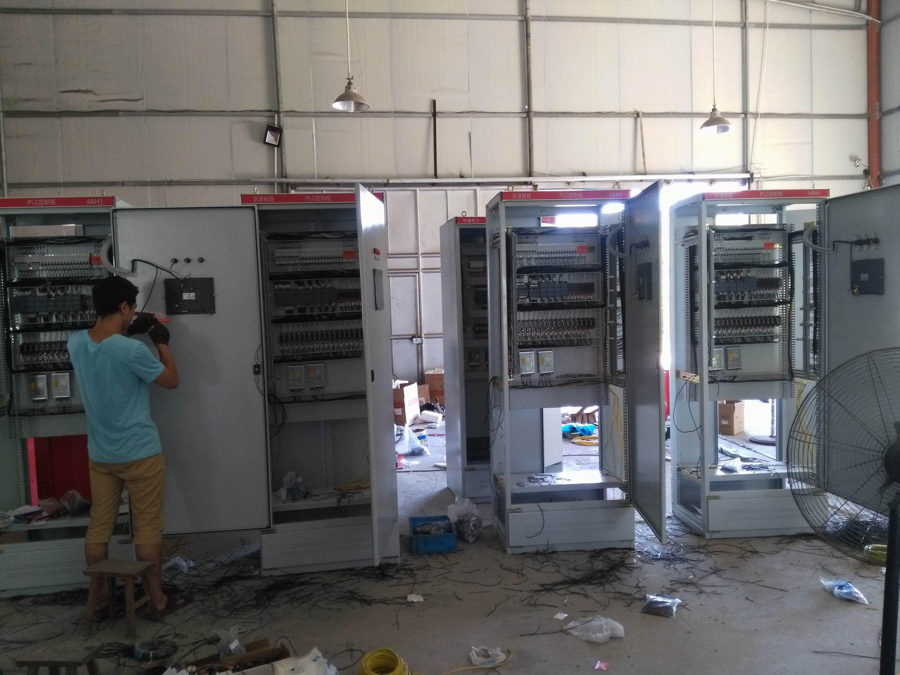 昌江污水处理PLC控制柜厂家