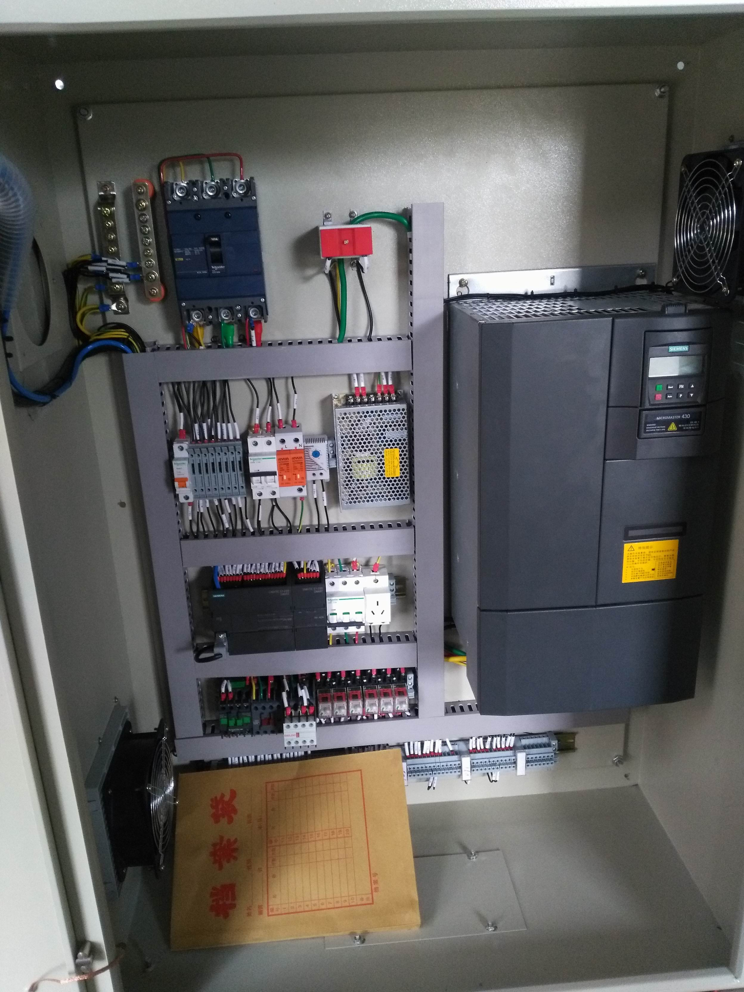南长污水处理PLC电控箱厂家