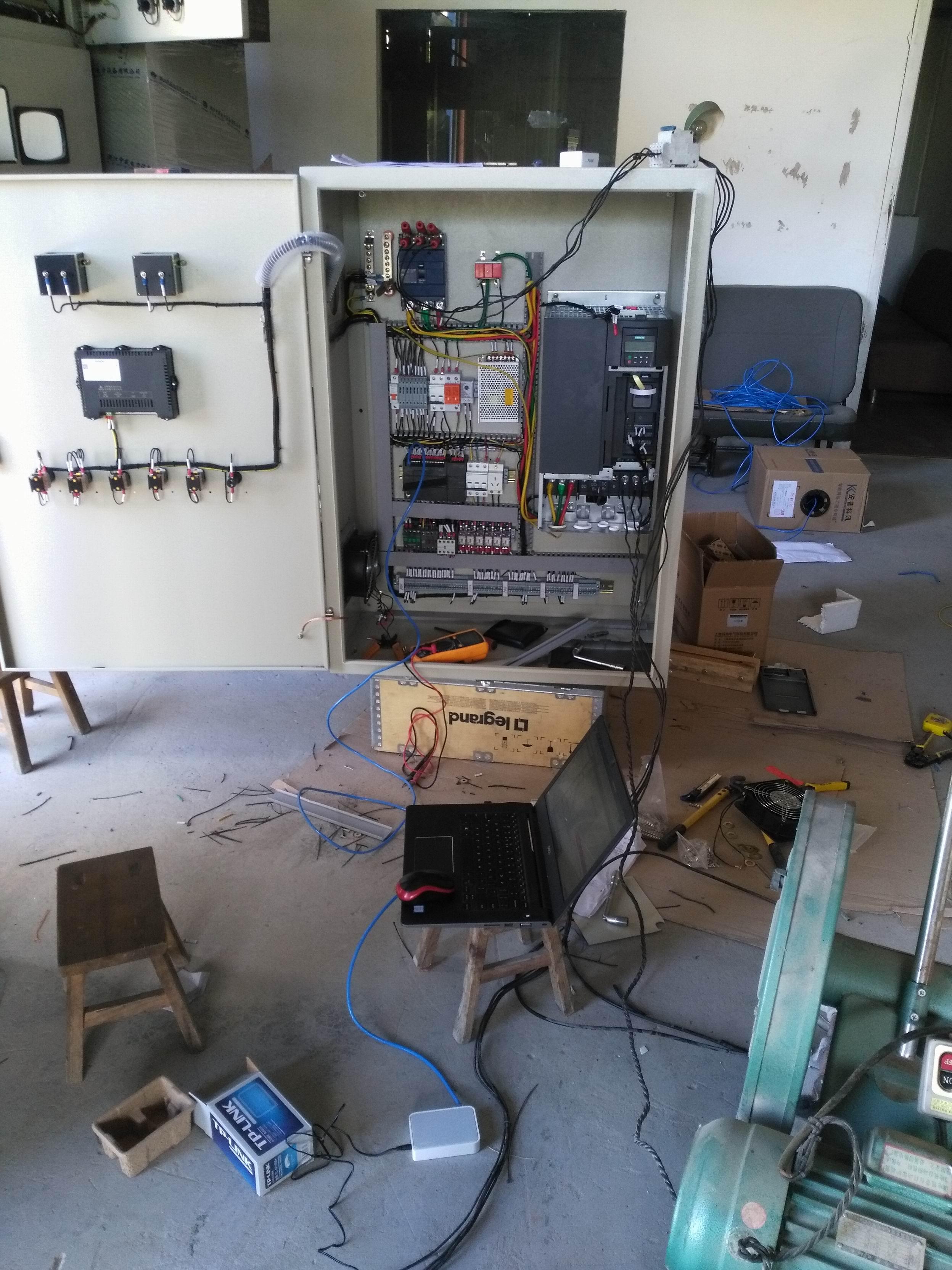 湘西PLC闸门电控箱