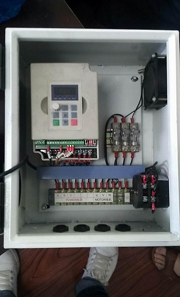 曹县污水处理PLC控制柜厂家
