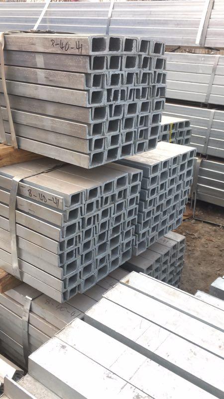 玉树q235b镀锌槽钢品牌保障