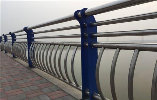 白银不锈钢碳素钢LED 灯光护栏最新行情