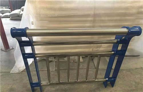 淄博304不锈钢复合管护栏加工