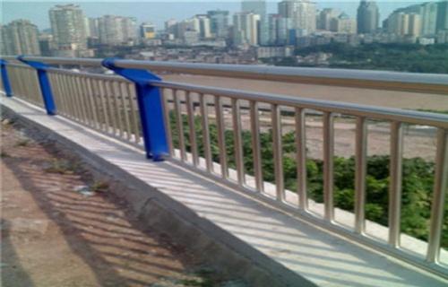 武威桥梁护栏立柱专卖店