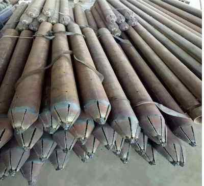 陇南混凝土注浆管生产线