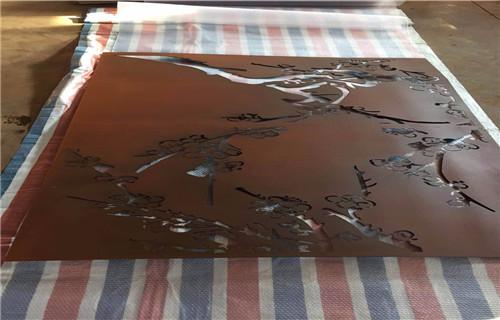 漳州Q295NH钢板-耐候板价格以及工艺