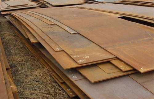 克拉玛依Q295NH钢板-耐候板价格大图