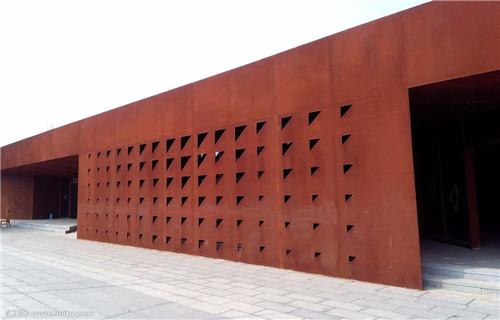 吉安锈钢板Q295NH正品保证
