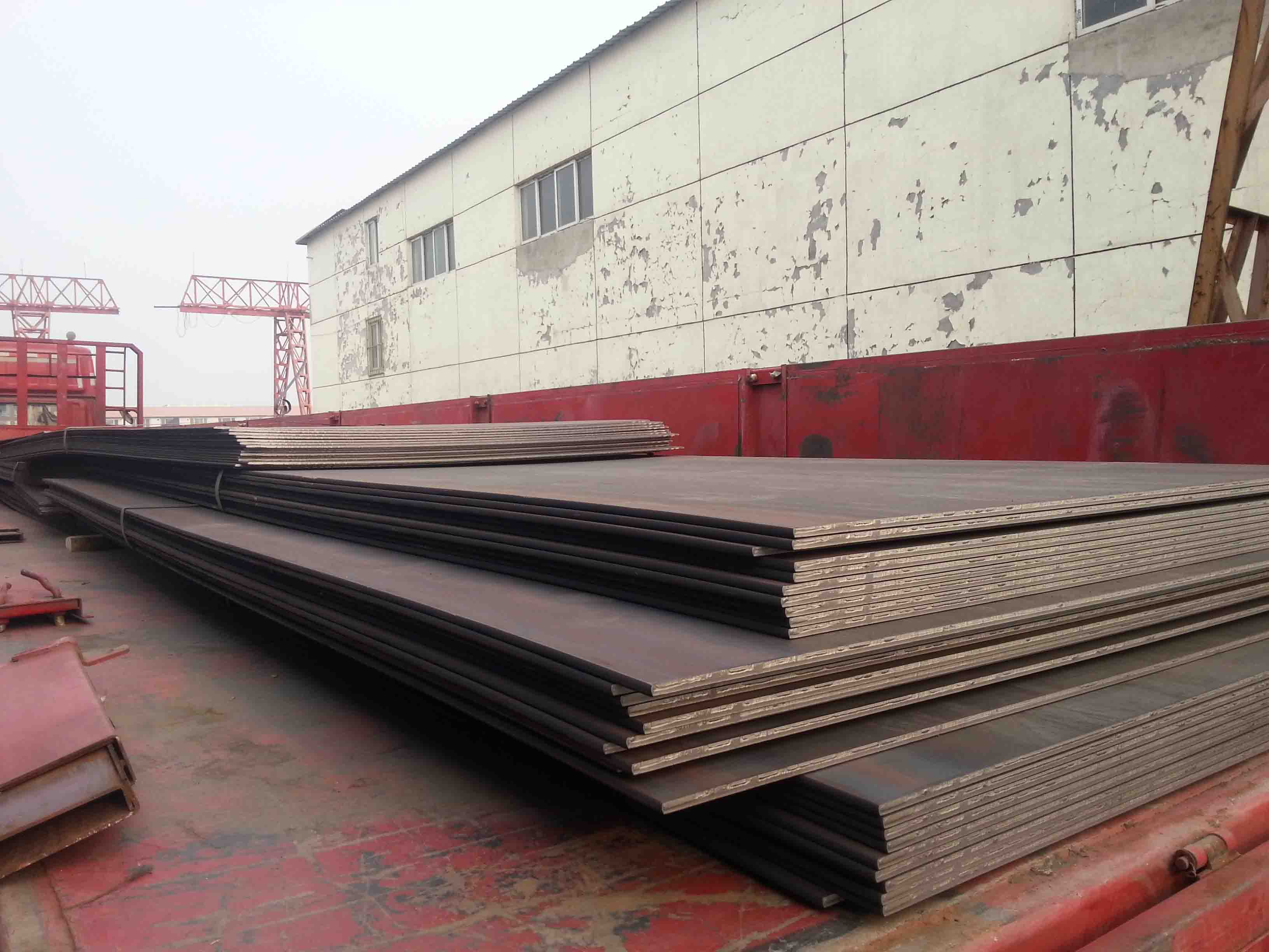六盘水Q690D钢板高强板厂家销售