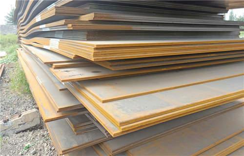 安阳Q345qE桥梁钢板现货价格