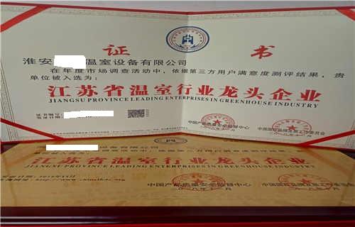 滁州申报中国绿色环保产品