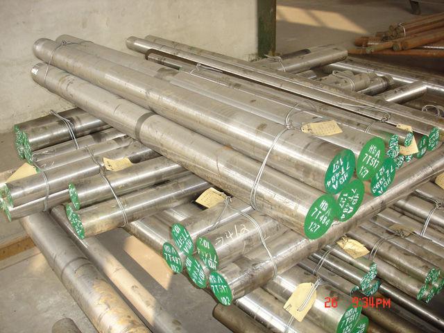 克拉玛依圆钢切割加工/42Crmo圆钢现货切割