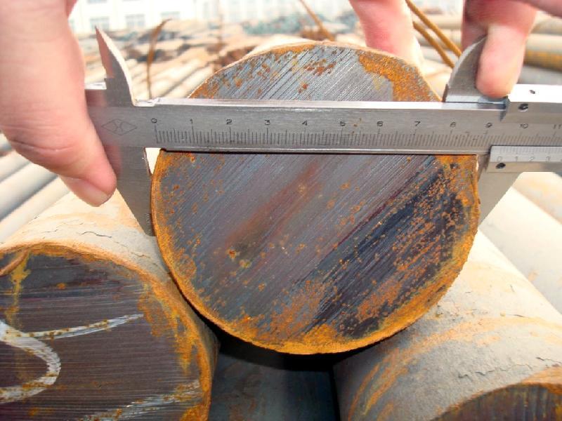乌鲁木齐圆钢切割加工/42Crmo圆钢现货切割