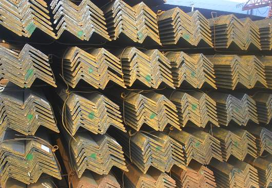 海北140*90*8角钢现货/银川角钢热镀锌加工