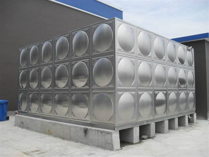 湖北不锈钢水箱生产厂家-直销