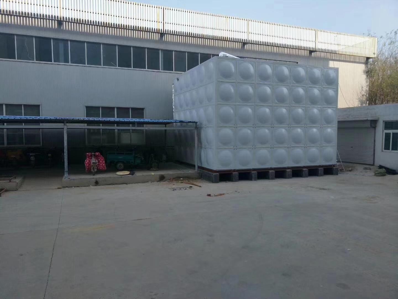 新都不锈钢水箱|保温水箱|消防水箱订做厂家
