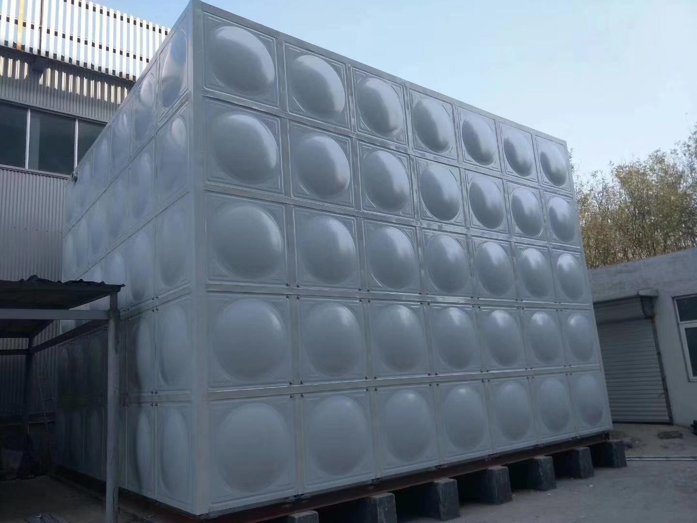 普格不锈钢水箱|保温水箱|消防水箱供应厂家二十年金牌品质
