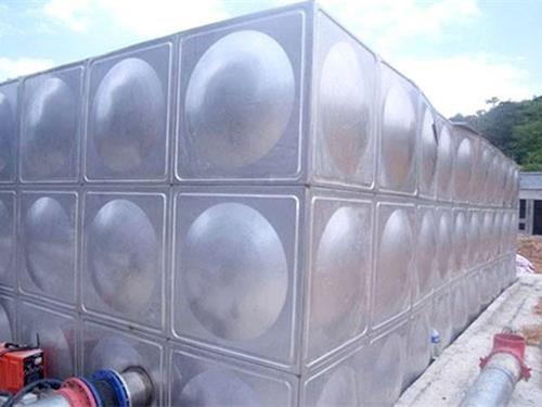 临沂不锈钢消防水箱辉煌供水设备有限公司