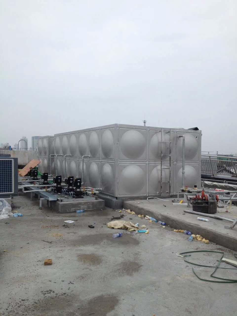 椒江不锈钢保温水箱辉煌供水设备有限公司