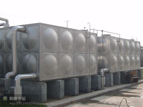 新津不锈钢水箱|保温水箱|消防水箱订做厂家
