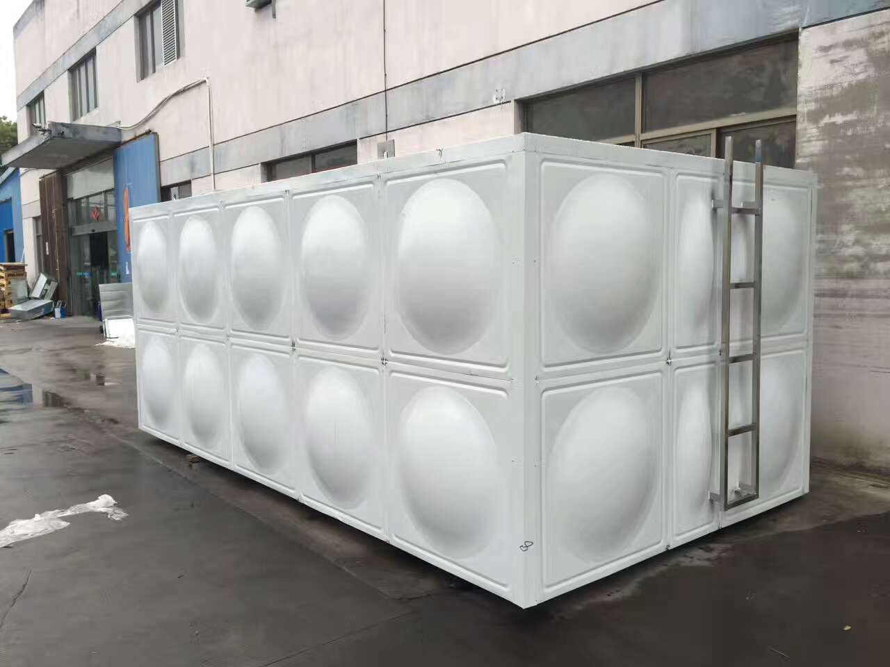 伊犁不锈钢水箱|保温水箱|消防水箱供应厂家二十年金牌品质